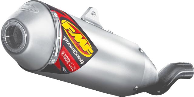 Fmf Exhaust Powercore 4 Muffler Slip-on PCIV-2 Suzuki Drz400e Drz 400e 00-05