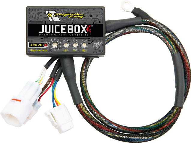 Two Brothers Racing Juice Box Pro Fuel Controller Suzuki Bandit 1250S 09-12