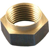 Daytona Twin Tec - 115003 - 18mm Mild Steel Weld-In Bung for O2 Sensor