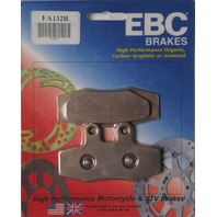 KTM 125 to 600 (select 88-93) Sintered Brake Pads EBC FA132R