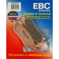 Yamaha TW200 (01-15) Front or Rear HH Brake Pads EBC FA275HH