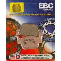 Honda TRX420 TRX450 TRX650 (select 06-10) Sintered Brake Pads EBC FA373R
