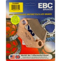Arctic Cat 250 to 700  (04-11) Front/Rear Sintered Brake Pads EBC FA395R