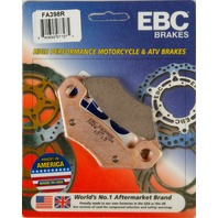 J. Deere HPX 620 to 850 (select 05-10)Front/Rear Sintered Brake Pads EBC FA398R