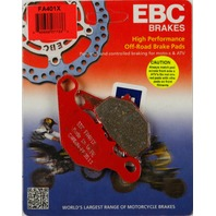 Suzuki RM85 RM85L (select 05-09) Rear EBC - FA401X - X Series Carbon Brake Pads