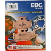 YXR450F YXR700F YXR660F (select 07-09) Rear Sintered Brake Pads EBC FA428R