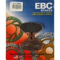 Can-Am DS 450 (select 09-14), CRF250L Front Sintered Brake Pads EBC FA468R