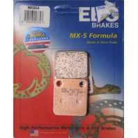 Suzuki Polaris Kawasaki MXS Series Race Sintered Brake Pads EBC MXS54