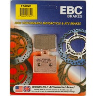 KTM 85 SX (select 11-14) Sintered Brake Pads EBC FA602R