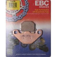 EBC - FA83R - R Series Long Life Sintered Brake Pads