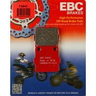 EBC - FA84X - X Series Carbon Brake Pads