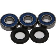 Kawasaki KX85 KX100 KLX140 Wheel Bearings/Seals All Balls 25-1033