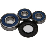 Rear Wheel Bearing/Seals 90-95 DR650S, 86-88, 95-11 LS650 All Balls 25-1347