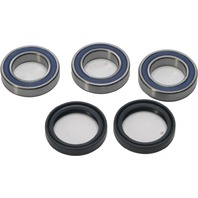 Rear Wheel Bearing and Seal Kit Yamaha YZ250F YZ450F (2009-12) All Balls 25-1591