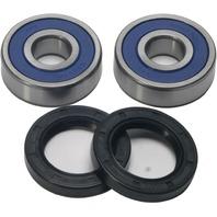 Rear Wheel Bearing/Seals Honda CB500F/X CBR500R CRF250L (2013) All Balls 25-1662