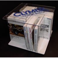 Clymer - AR-20 - Title Counter Spinning Rack