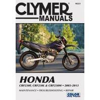 Clymer - M223 - Repair Manual