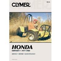 Clymer - M316 - Repair Manual