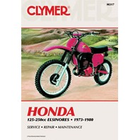 Clymer - M317 - Repair Manual