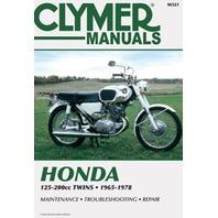 Clymer - M321 - Repair Manual