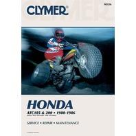 Clymer - M326 - Repair Manual