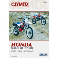 Clymer - M339-8 - Repair Manual