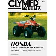 Clymer - M347 - Repair Manual