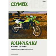 Clymer - M351 - Repair Manual
