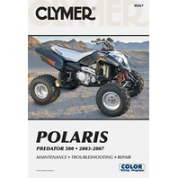 Clymer - M367 - Repair Manual