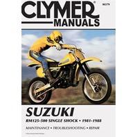 Clymer - M379 - Repair Manual