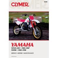 Clymer - M390 - Repair Manual