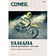 Clymer - M393 - Repair Manual