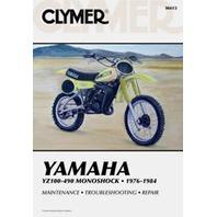 Clymer - M413 - Repair Manual