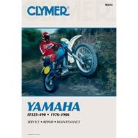 Clymer - M414 - Repair Manual