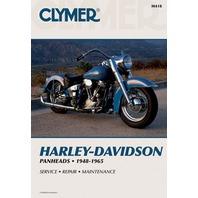 Clymer - M418 - Repair Manual