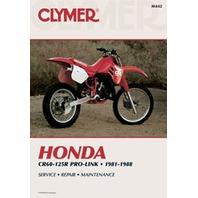 Clymer - M442 - Repair Manual