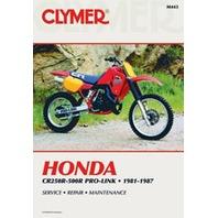 Clymer - M443 - Repair Manual