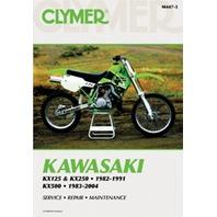 Clymer - M447-3 - Repair Manual