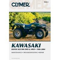 Clymer - M466-4 - Repair Manual