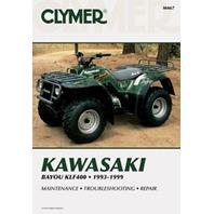 Clymer - M467 - Repair Manual