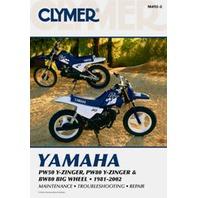 Clymer - M492-2 - Repair Manual