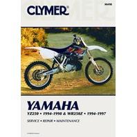 Clymer - M498 - Repair Manual