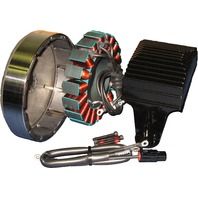 Cycle Electric - CE-84T-09 - 80 Series 50 AMP 3-Phase Alternator Kit