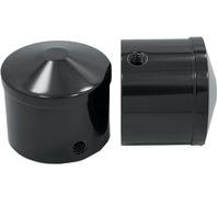 Avon Grips - AXL-CC-ANO-78 - Custom Contour Axle Nut Covers