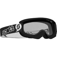 USA Made Youth MX Goggle in Black by Scott 51-2940-WPS