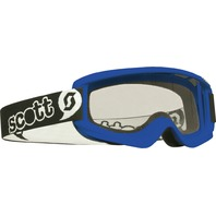 USA Made Youth MX Goggle in Blue by Scott 51-2942-WPS