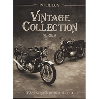 Clymer Vintage Collection Four-Stroke 57-8620-WPS