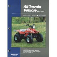 Clymer Maintenance Manual Volume 2 57-8622-WPS