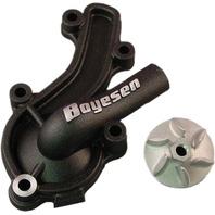 Boyesen - WPK-09B - Supercooler Kit, Black