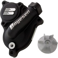 Boyesen Waterpump Cover + Impeller Kit Black Wr450r 03-13 Yz450f 03-09 WPK-38B